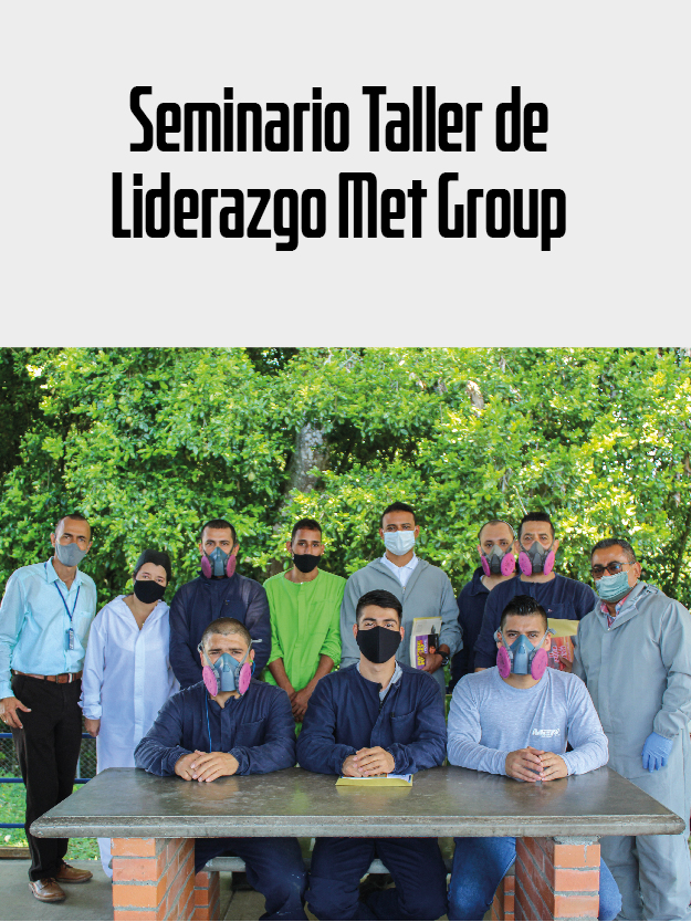 Seminario Taller de Liderazgo Met Group