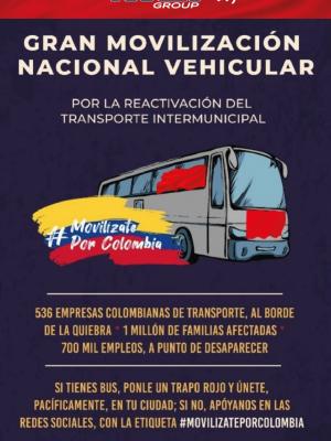 Gran Movilización Nacional Vehícular