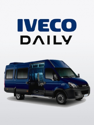 IVECO DAILY 50C17 - 45S17