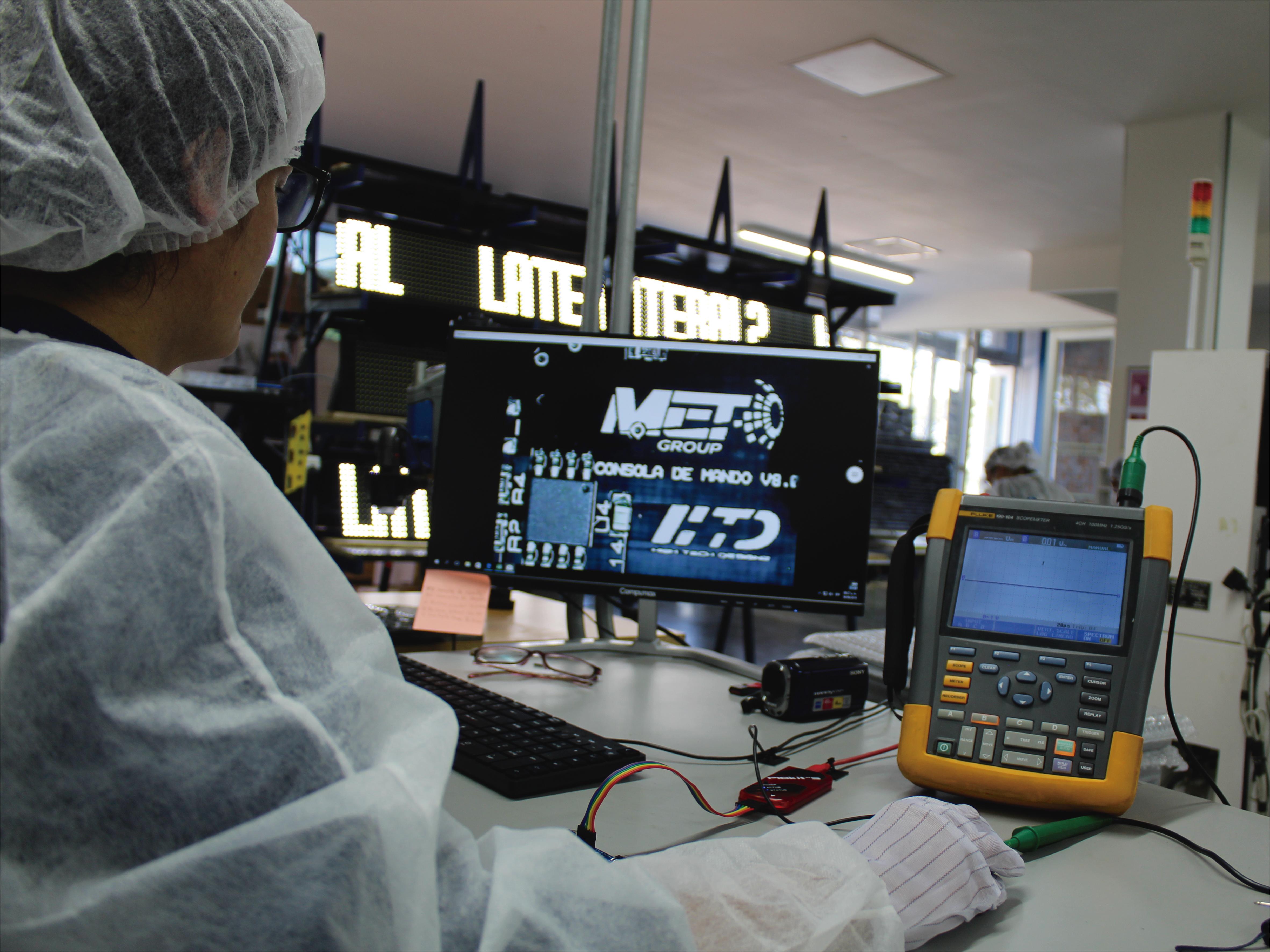 Diseño y fabricación de Hardware electrónico
